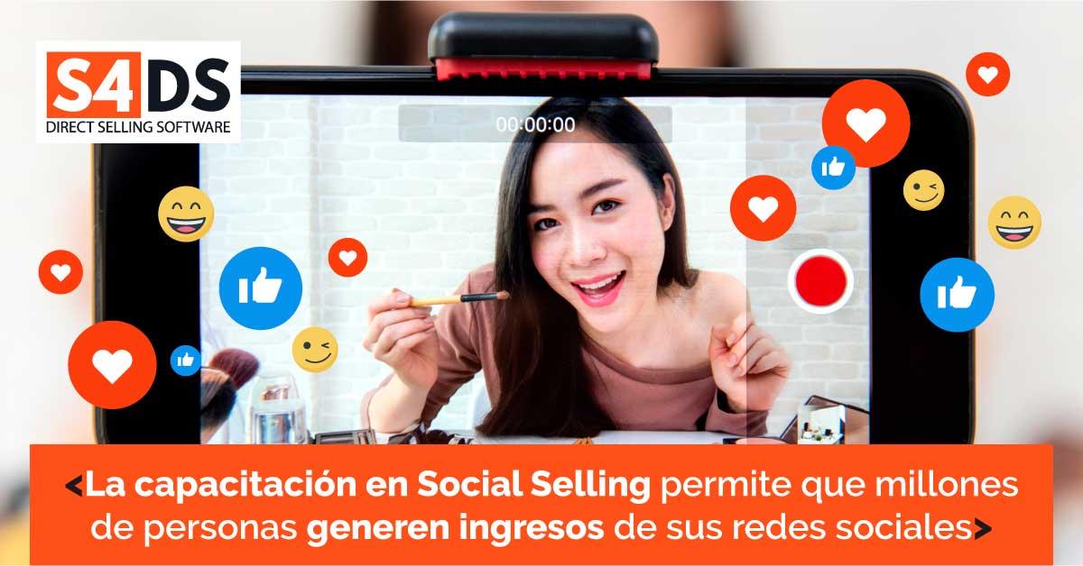 Social Selling E-Learning para habilitar millones de vendedores
